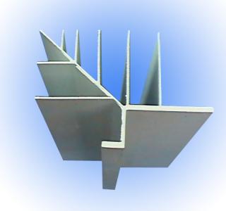 Aluminium Extruderede profiler 7