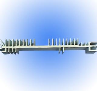 Aluminium Extruderede profiler 23