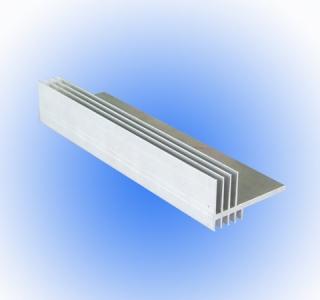 Aluminium Extruderede profiler 9