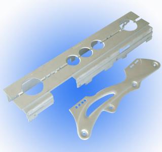 Aluminium CNC bearbejdning 18