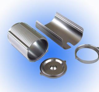 Aluminium CNC bearbejdning 16