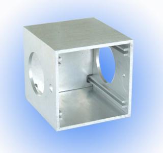 Aluminium CNC bearbejdning 14