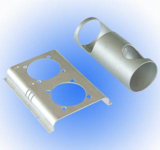 Aluminium CNC bearbejdning 4