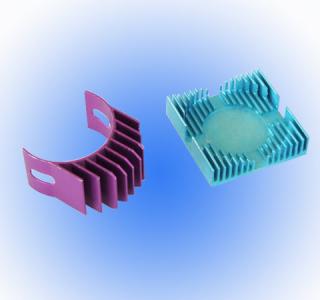 Aluminium Extruderede profiler 15