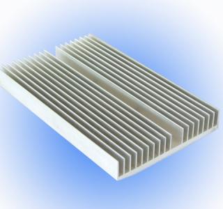Aluminium Extruderede profiler 13
