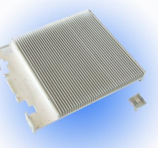 Aluminium Extruderede profiler 6