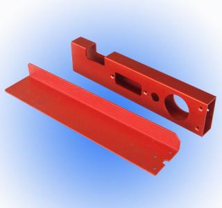 Aluminium CNC bearbejdning 15