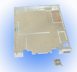 Aluminium CNC bearbejdning 10