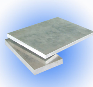 Aluminium Plade bearbejdning 16